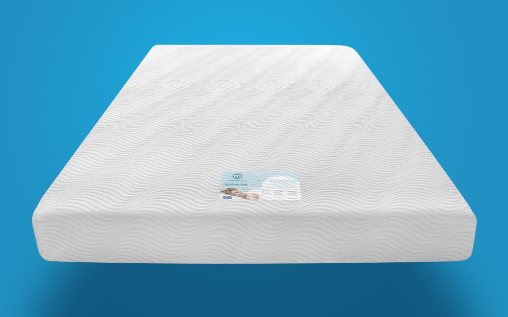 buy cheap mattress memory foam single