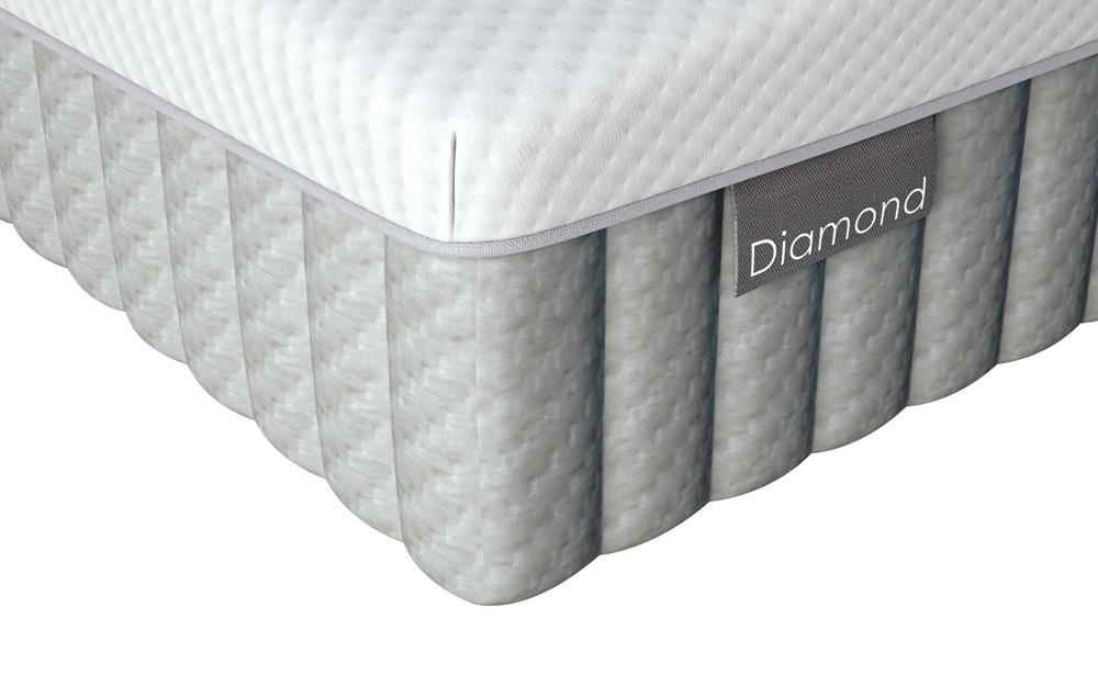 Dunlopillo Diamond Mattress, European Single