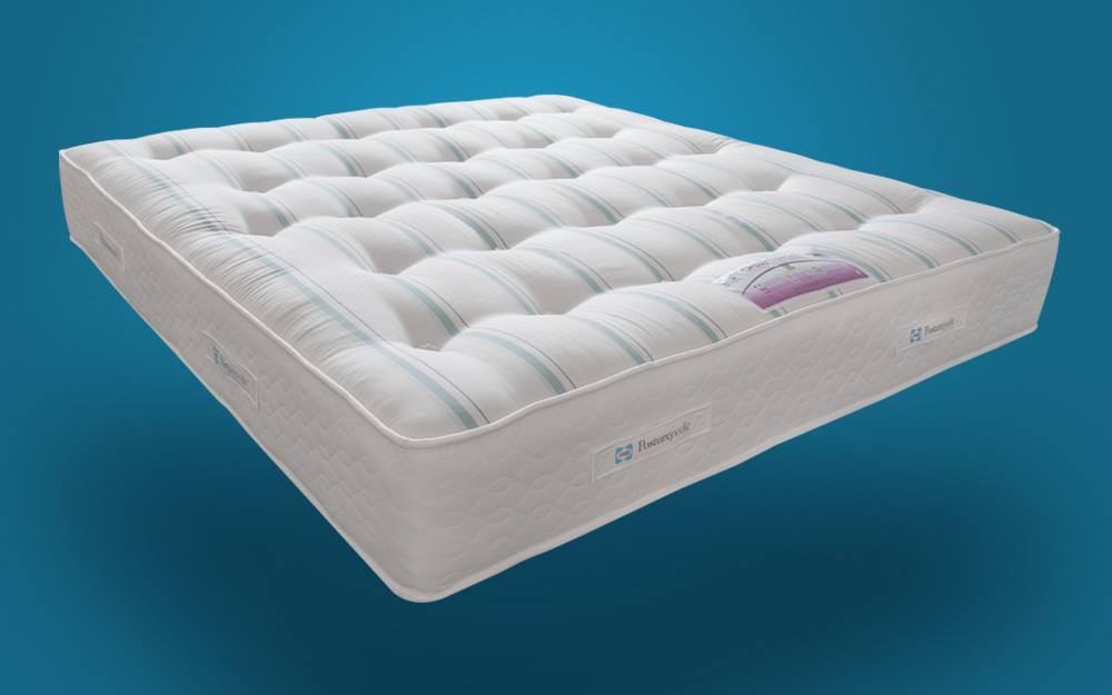Sealy Posturepedic Pearl Ortho Mattress Superking Zip and Link