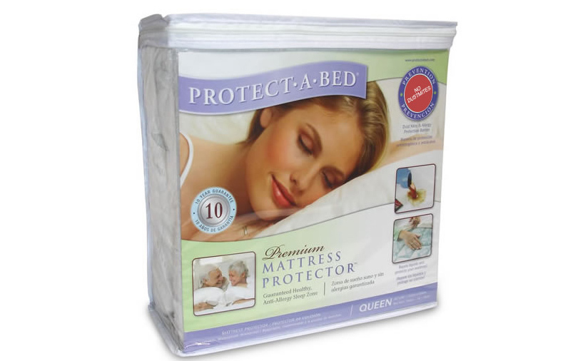 Protect A Bed Premium Waterproof Mattress Protector Small Double