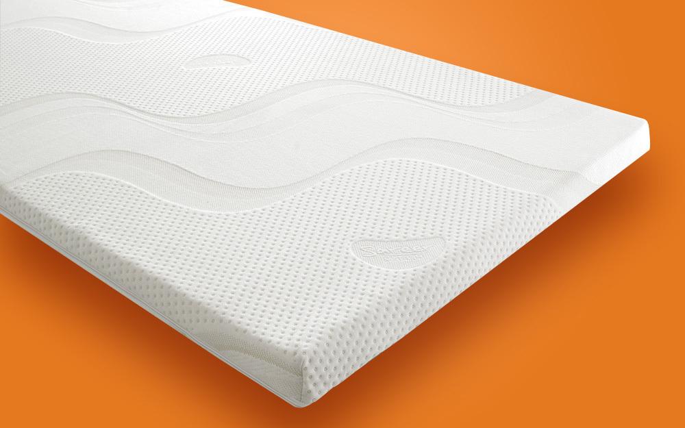 Sareer gel memory foam mattress topper king size King size memory foam mattress