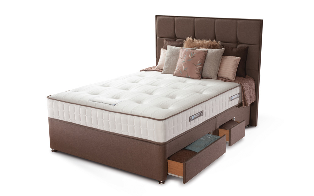 Buy cheap divan bed headboard compare beds prices for for Cheap divan bed and mattress