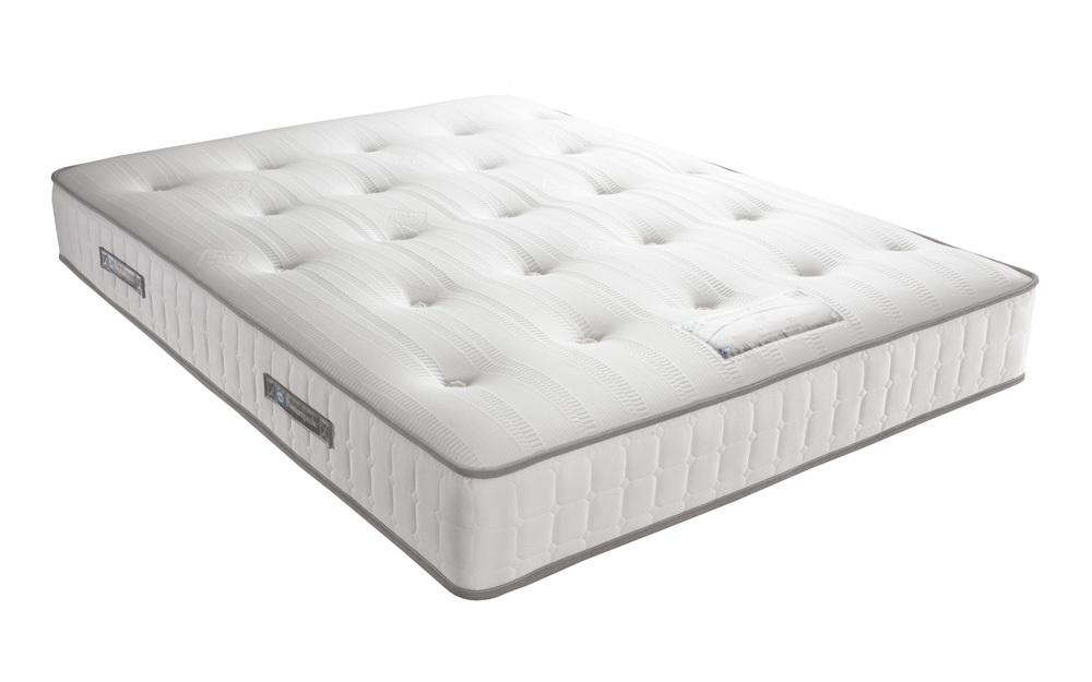 Sealy Posturepedic Jubilee Memory Ortho Mattress Superking Zip and Link