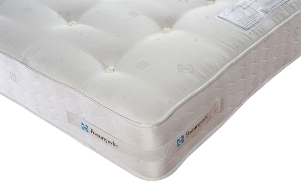 Sealy Keswick Firm Contract Mattress Superking Zip and Link