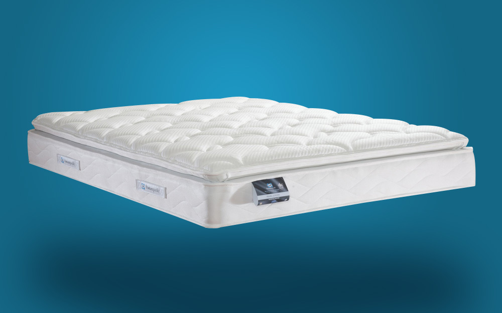 Sealy Posturepedic Pearl Luxury Mattress Superking Zip and Link