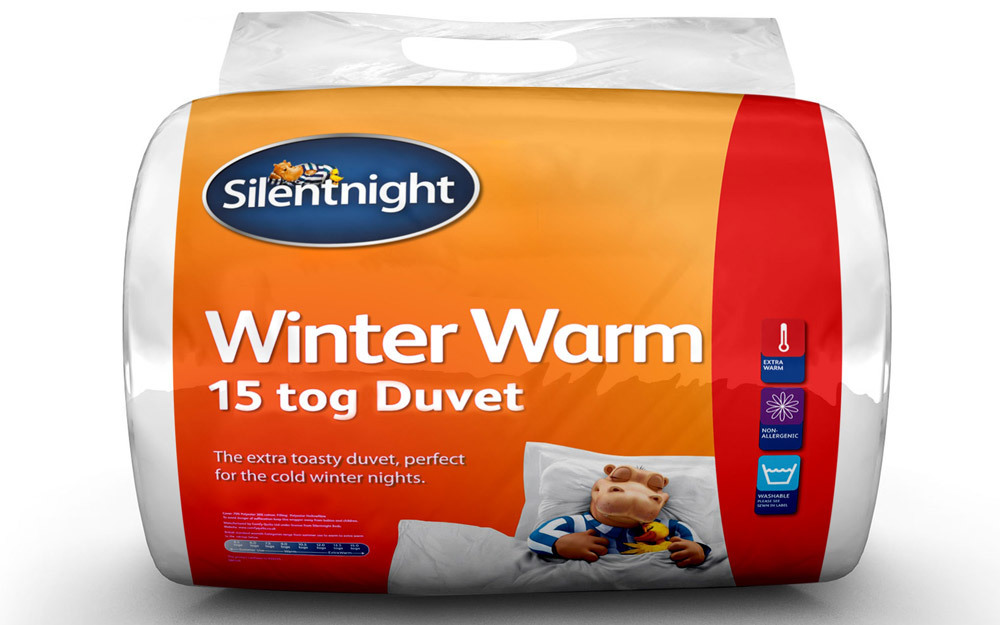 Silentnight 15 Tog Winter Warm Duvet Single