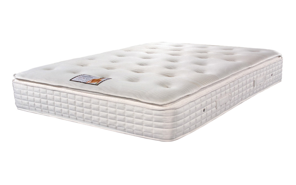 Sleepeezee Backcare Superior 1000 Pocket Mattress Superking Zip and Link