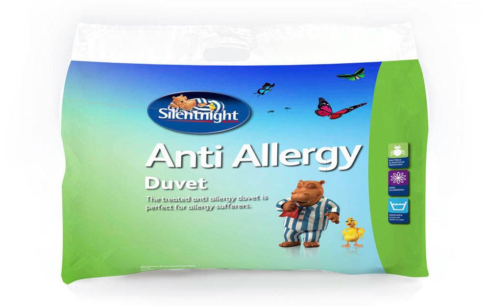 Silentnight 10.5 Tog AntiAllergy Duvet King Size