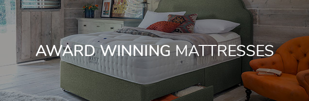 Award-Winning Mattresses - Which? Best Buy and Good Housekeeping Approved