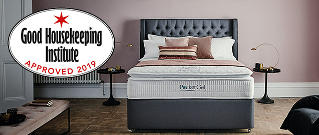 Good Housekeeping Insitute Approved Mattresses at MattressOnline