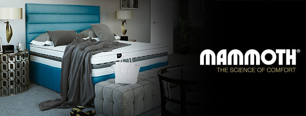 Mammoth Divan Beds at Mattress Online. The science of comfort