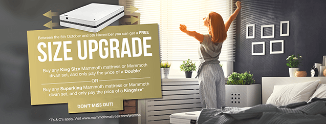 Mammoth Mattresses at Mattress Online. The science of comfort