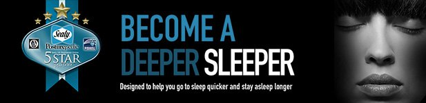 Sealy Mattresses and Divans at MattressOnline. Become a deeper sleeper