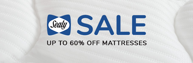 Sealy Sale - Up to 65% off mattresses