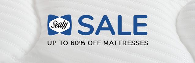 Sealy Mattresses and Divans at Mattress Online. Become a deeper sleeper