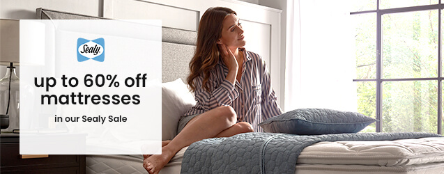 Sealy Mattresses at Mattress Online. Go to sleep faster, stay asleep longer