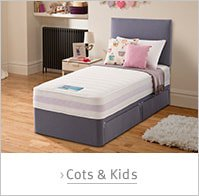 Image link to Silentnight cots and kids collection