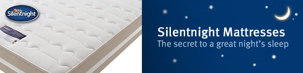 Silentnight Sale - Mattresses from just £99