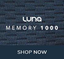 Luna Memory 1000 - Shop Mattress