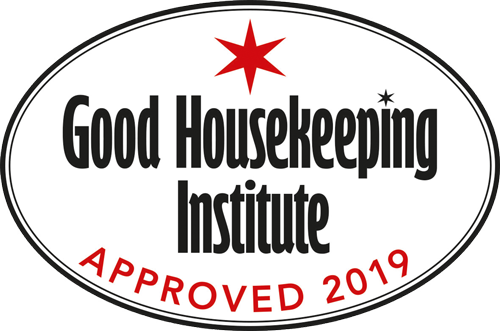 Good Housekeeping Approved 2019