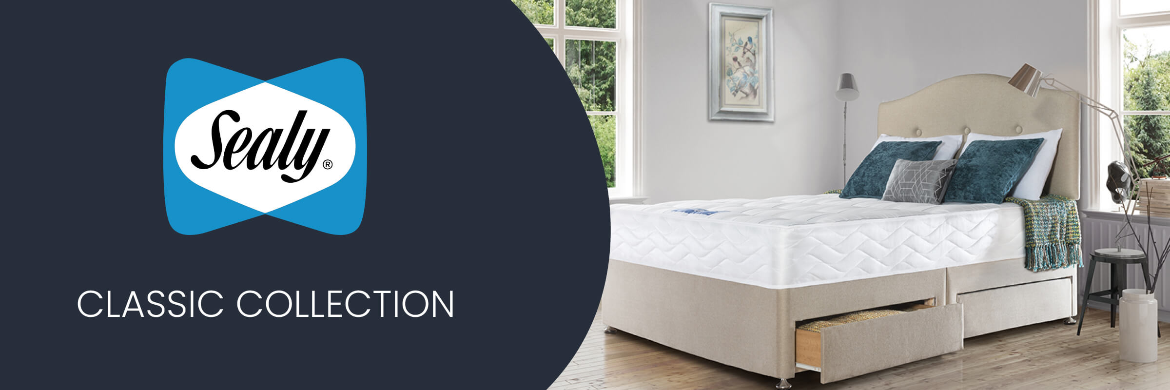 Sealy Classic Collection Mattresses at Mattress Online