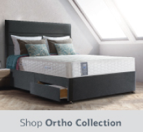 Image link to Sealy Ortho Collection mattresses