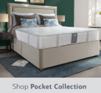 Image link to Sealy pocket sprung mattresses