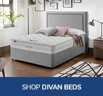 Image link to Silentnight divan beds