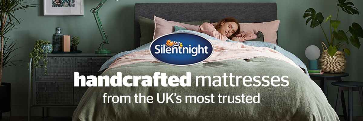 Silentnight Range at MattressOnline. The Secret to a Great Night's Sleep