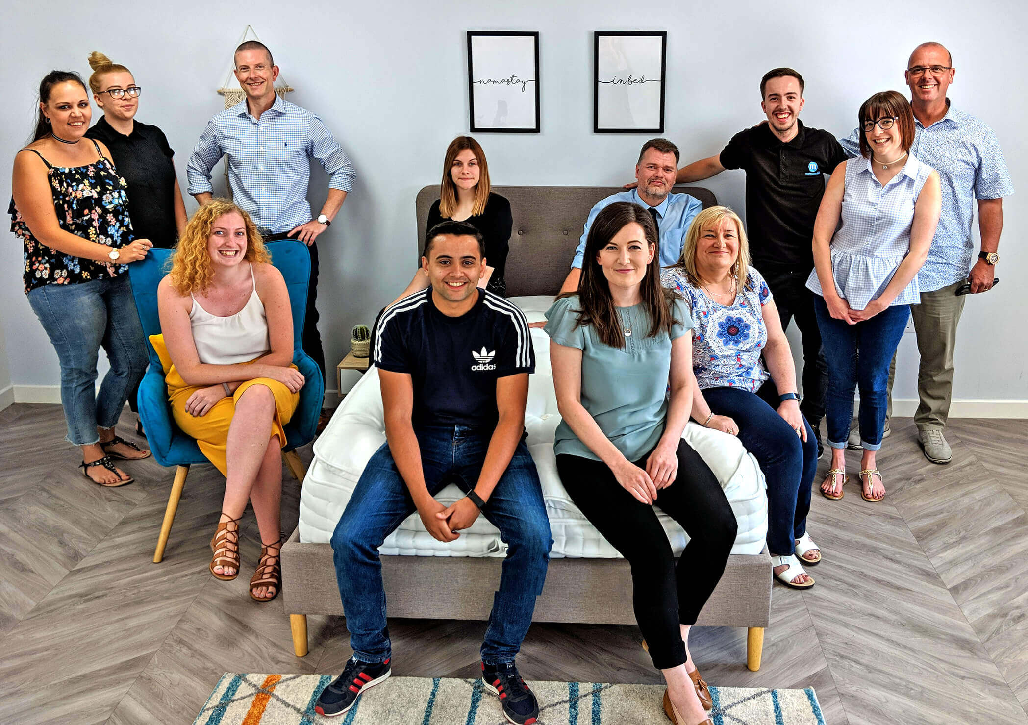 The MattressOnline team