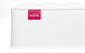 Airsprung 800 Pocket Memory Mattress Side