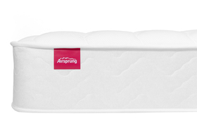 Airsprung Memory Classic Mattress Side