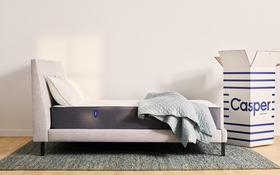 Casper Original Mattress Bed Side