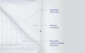 Casper Pillow Bisection 2