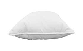 Comfort Luxury Quilted Wool Pillow Side