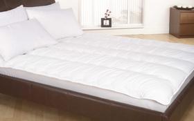 Deep Sleep Mattress Topper Lifestyle