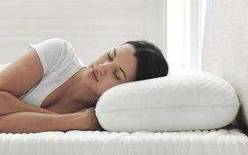Dormeo Orthaspring True Evolution Pillow Model Sleeping Generic