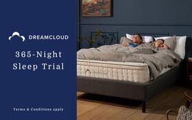 Dreamcloud Sleep Trial Jul21