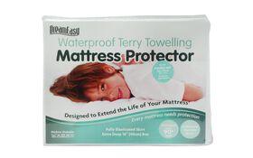 Dreameasy Waterproof Terry Mattress Protector