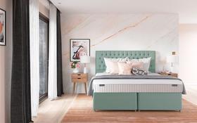 Dunlopillo Orchid Mattress Divan Roomshot Front