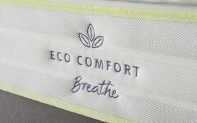Eco Breathe 1400 Pillowtop Mattress Side