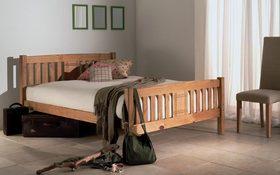 Elan Sedna Wooden Bedstead 2