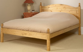Friendship Mills Orlando Pine Bedstead Low Footend