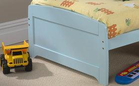 Friendship Mills Rainbow Bed Blue Detail