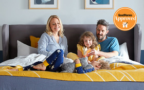 Geltex Family Lifestyle Dressed Front