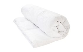 Goosefeather Down Duvet Rolled