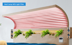 Holidoze Waterbed Light Filter