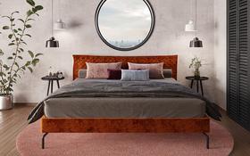 Horizon Apollo Mattress Bedroom Shot Dressed