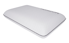 Horizon Memory Foam Pillow Angle