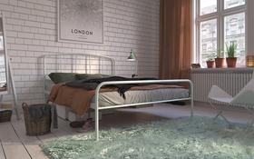 Hove Bed Frame White Roomshot